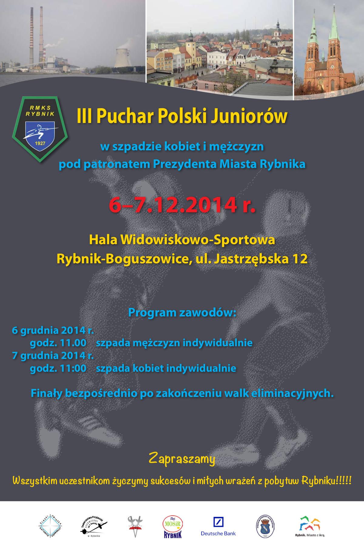 III PPJ 2014 plakat